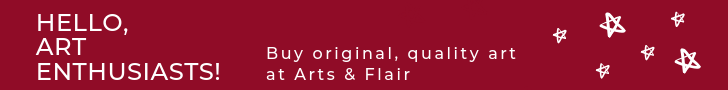 Arts and Flair is an online art gallery.